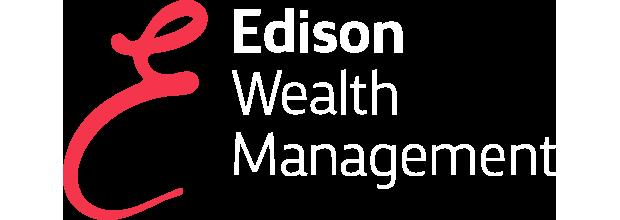 Edison Wealth Management Retina Logo